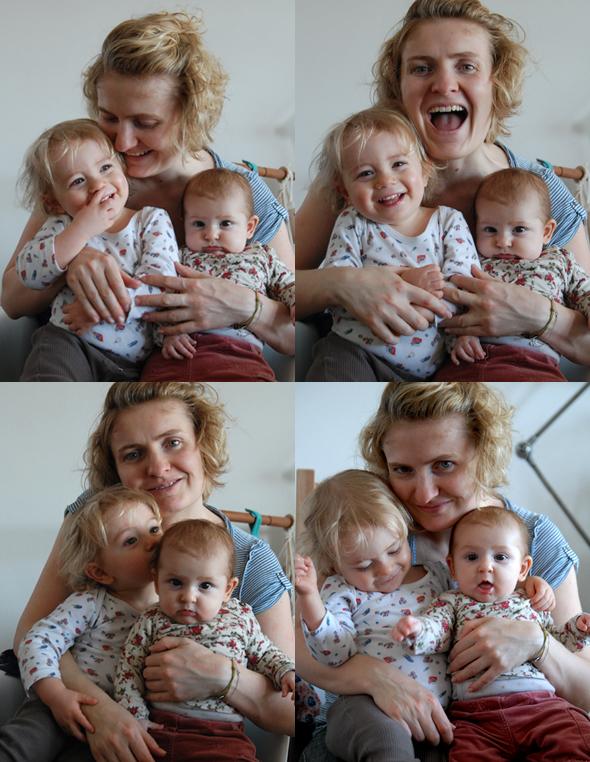 Marius, Louison et moi