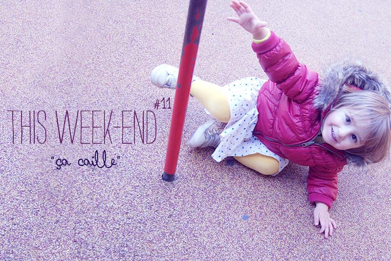 THIS week-end #11