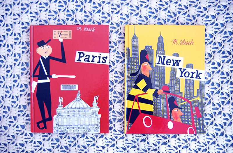 PAUSE LECTURE : DE PARIS à NY avec Sasek