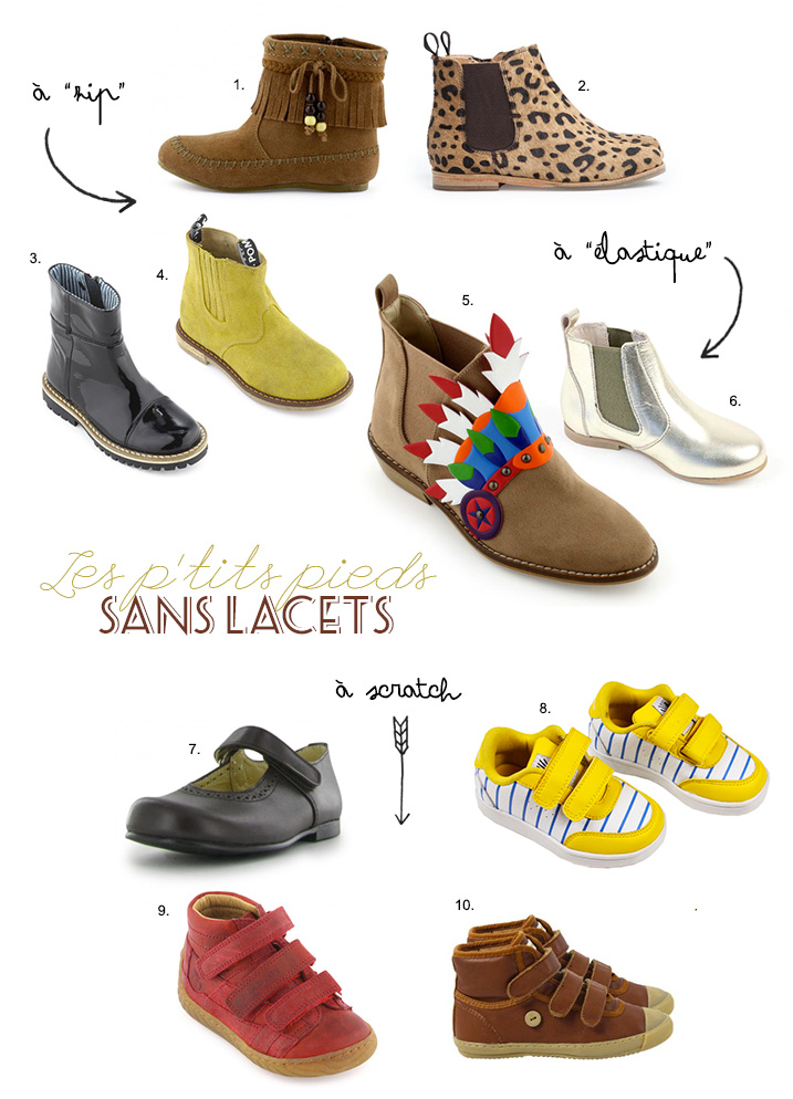 selection-chaussures-lacets
