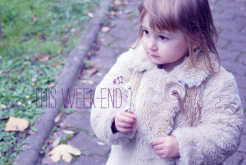 THIS WEEK-END #12