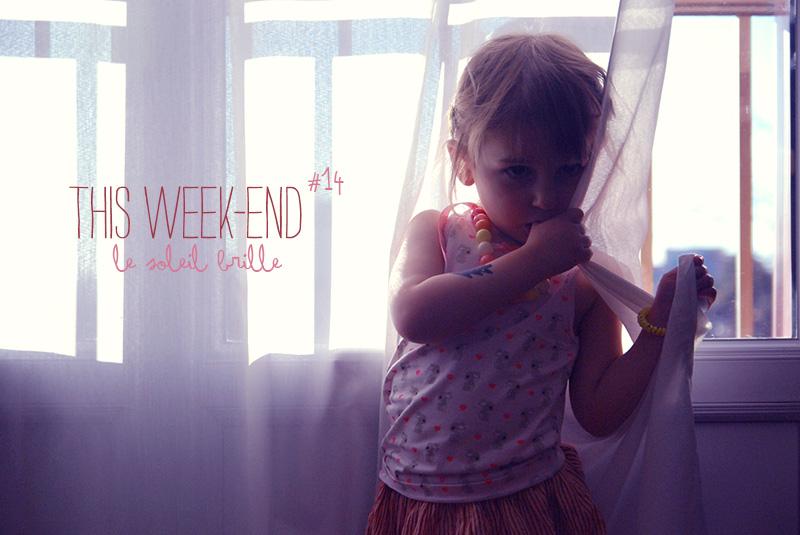 THIS WEEK-END #14