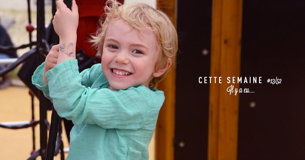 CETTE SEMAINE… 13/52