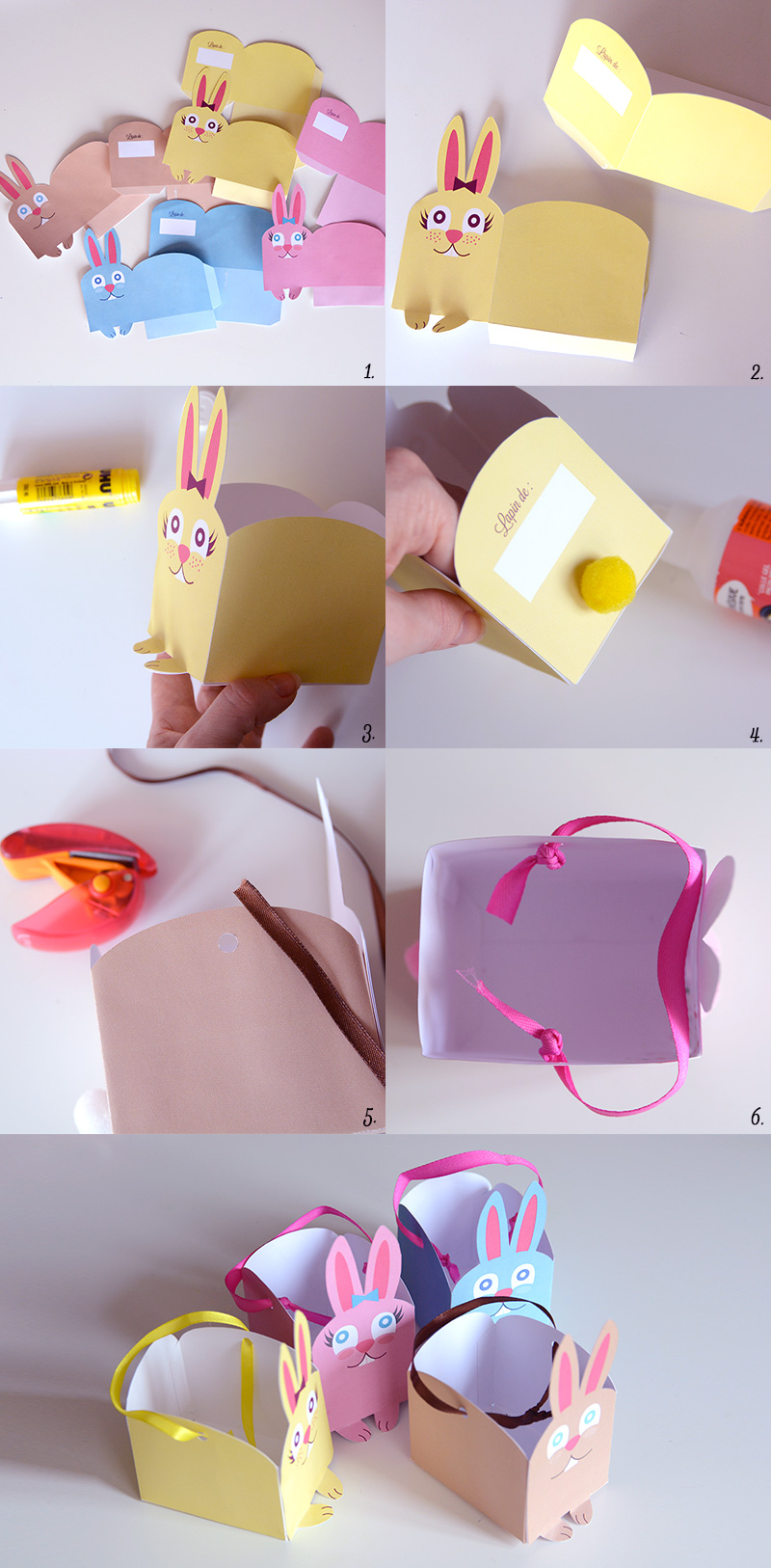 bunnybox-etapes