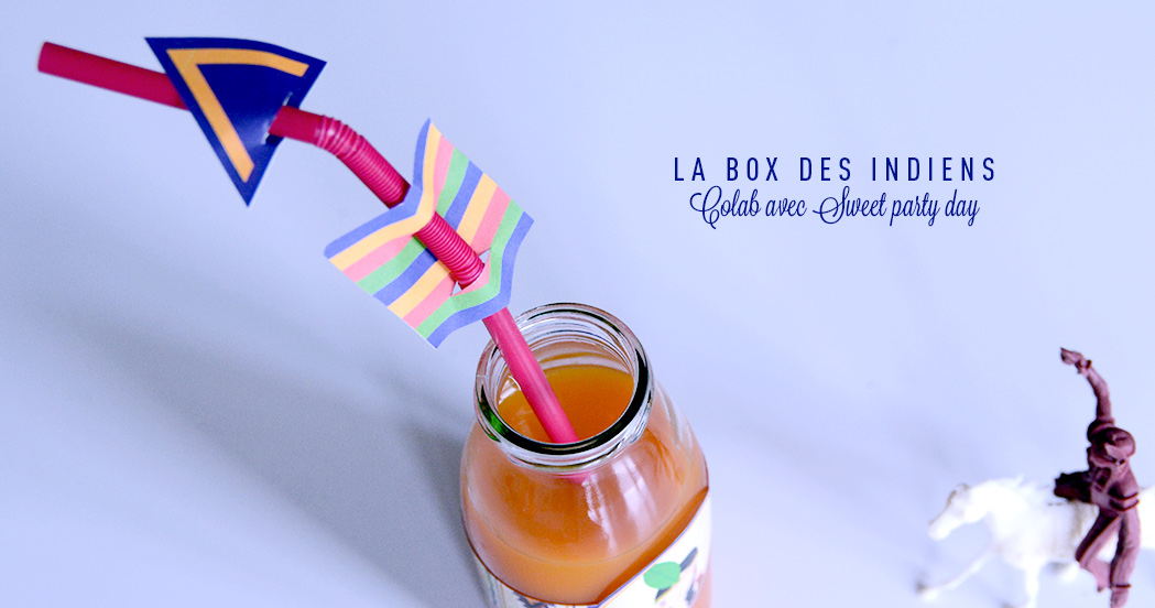 MA COLAB AVEC SWEET PARTY DAY
