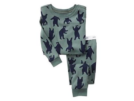 pyjama garçon gap