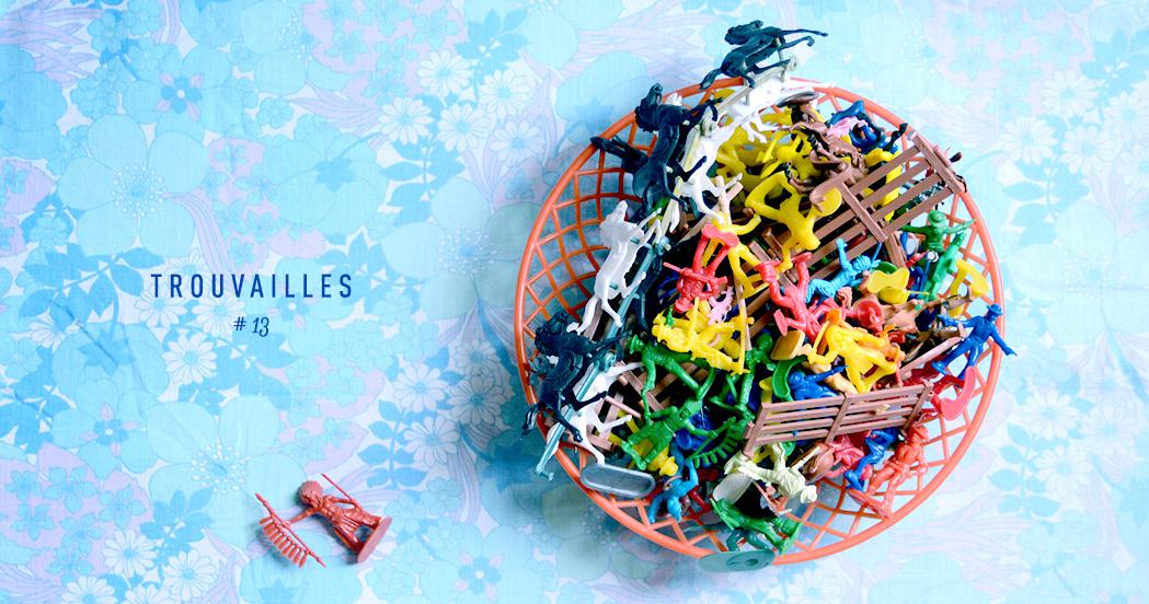 TROUVAILLES #13