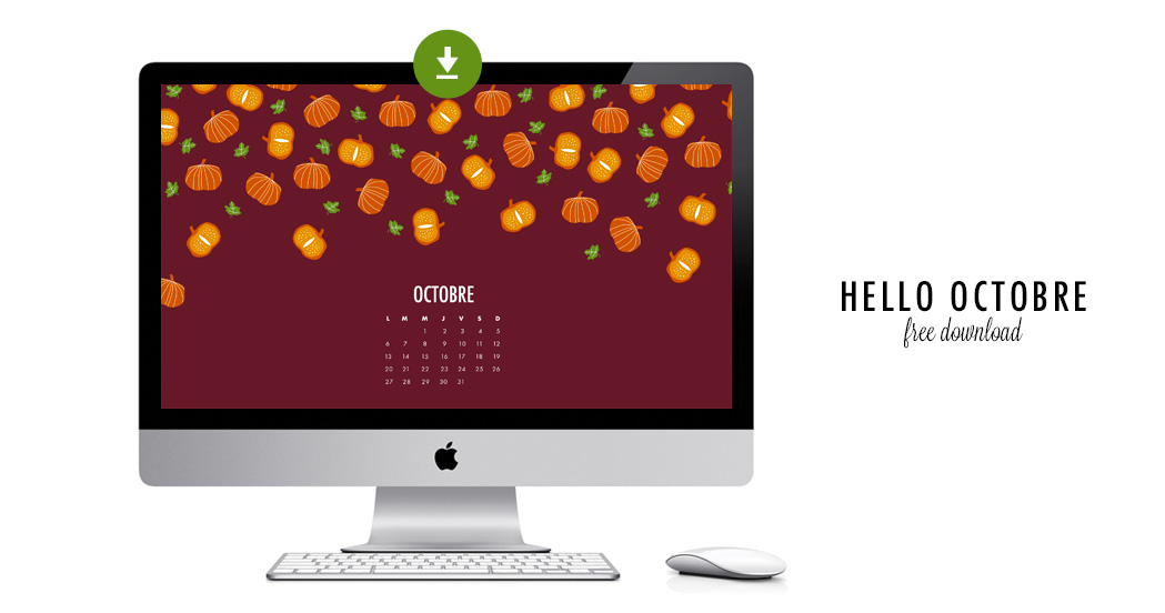 HELLO OCTOBRE #FREE DOWNLOAD