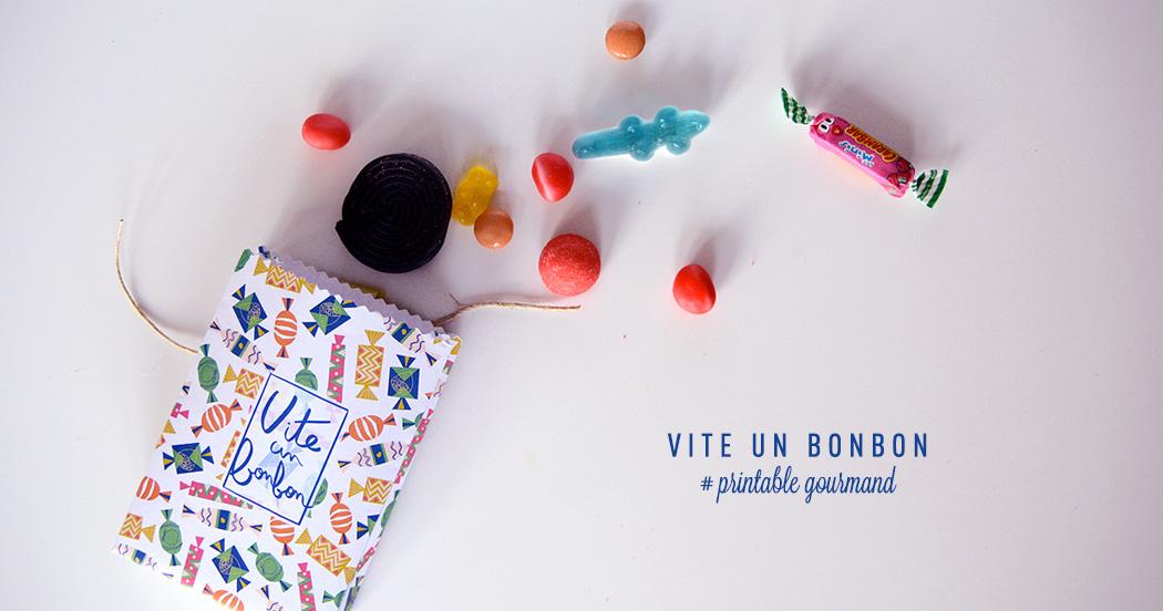 VITE UN BONBON #DIY POUR LES GOURMANDS