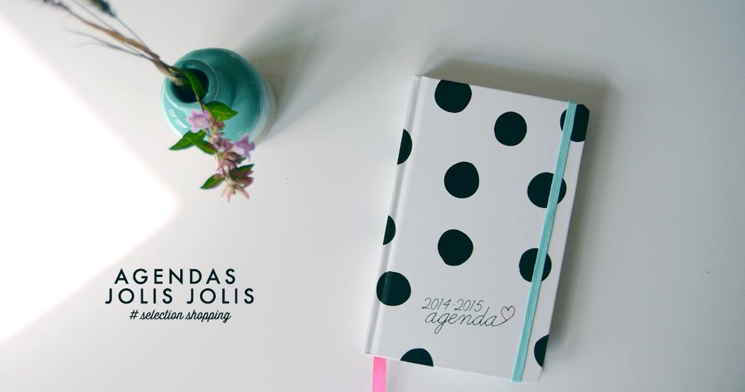 AGENDAS JOLIS JOLIS