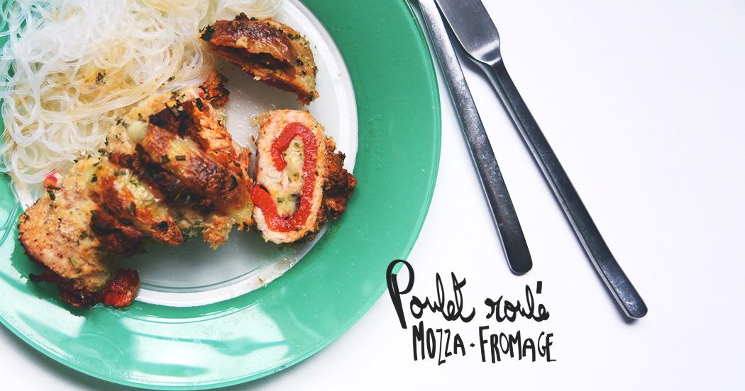 VITE FAIT BIEN FAIT : le poulet roulé