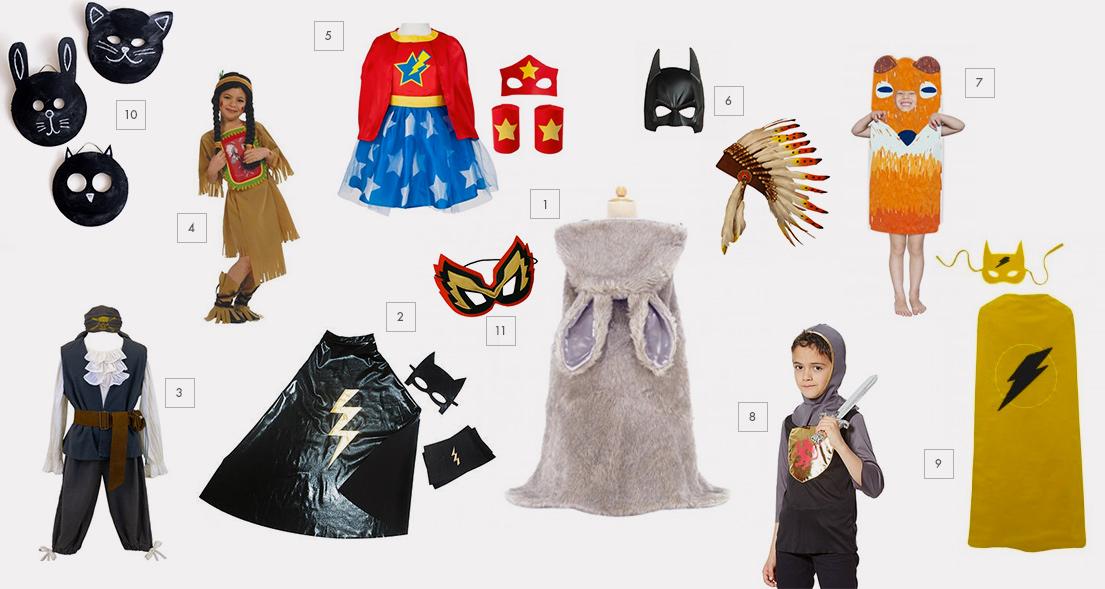 HEY C'EST CARNAVAL #sélection shopping