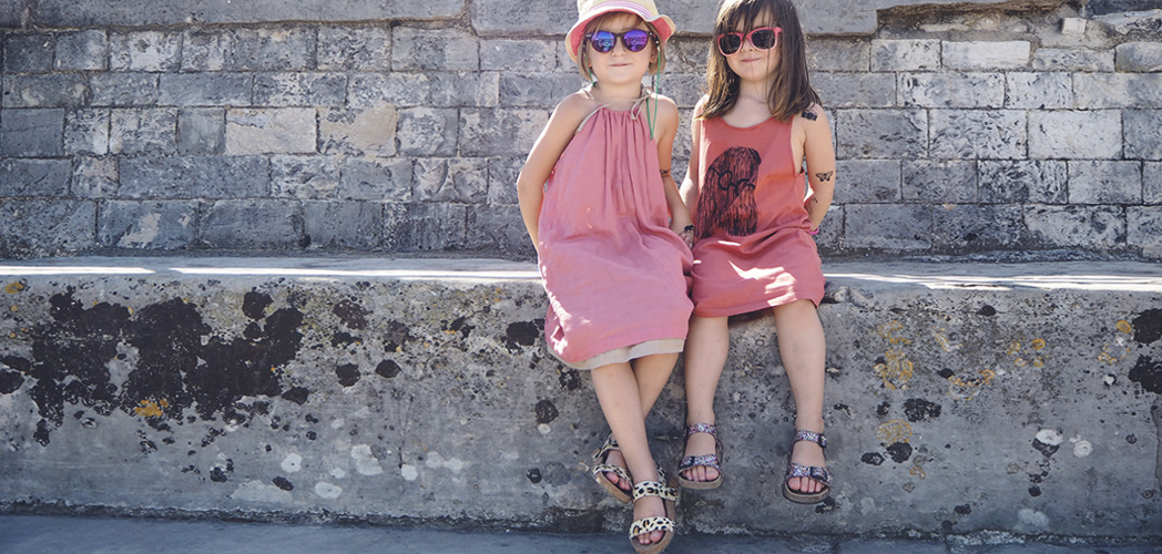 SUMMER LOOK ENTRES COPINES, BLOGOKIDS