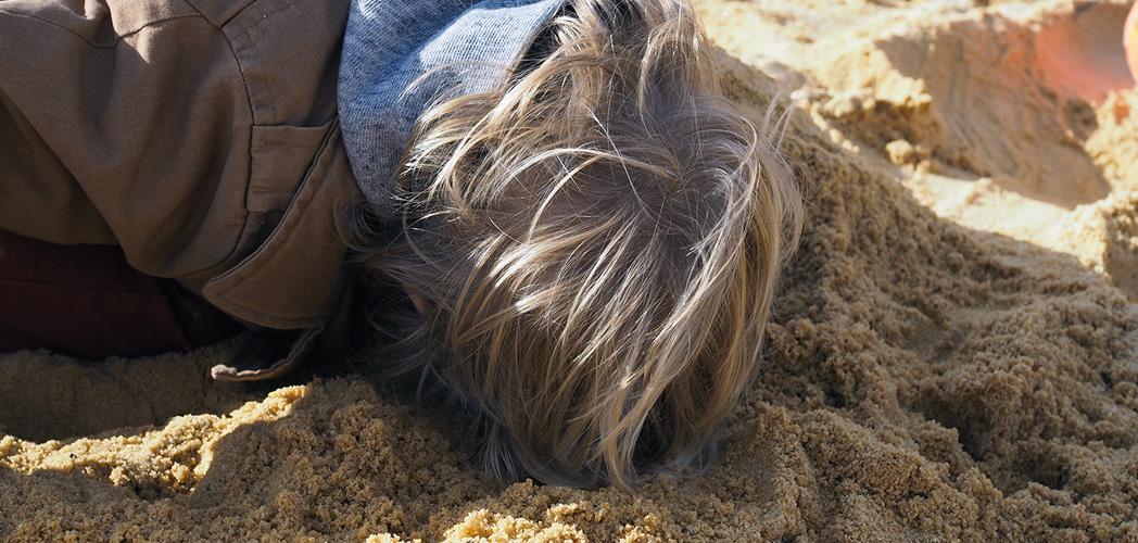 5/52 et la tête dans le sable