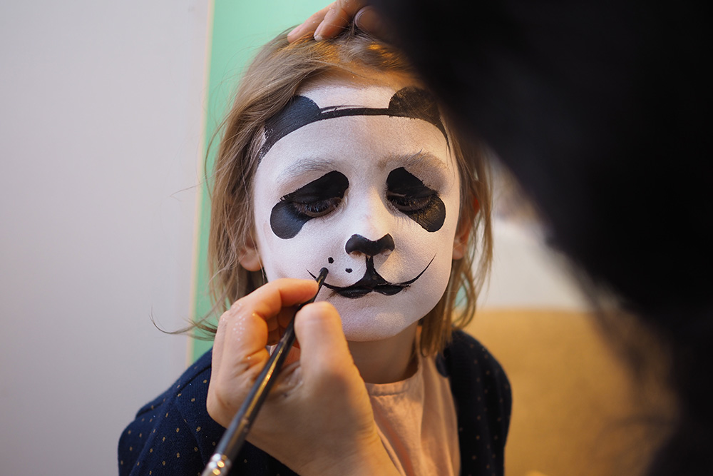 maquillage-panda