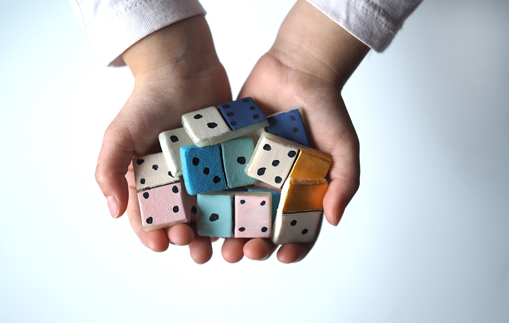 DIY-domino