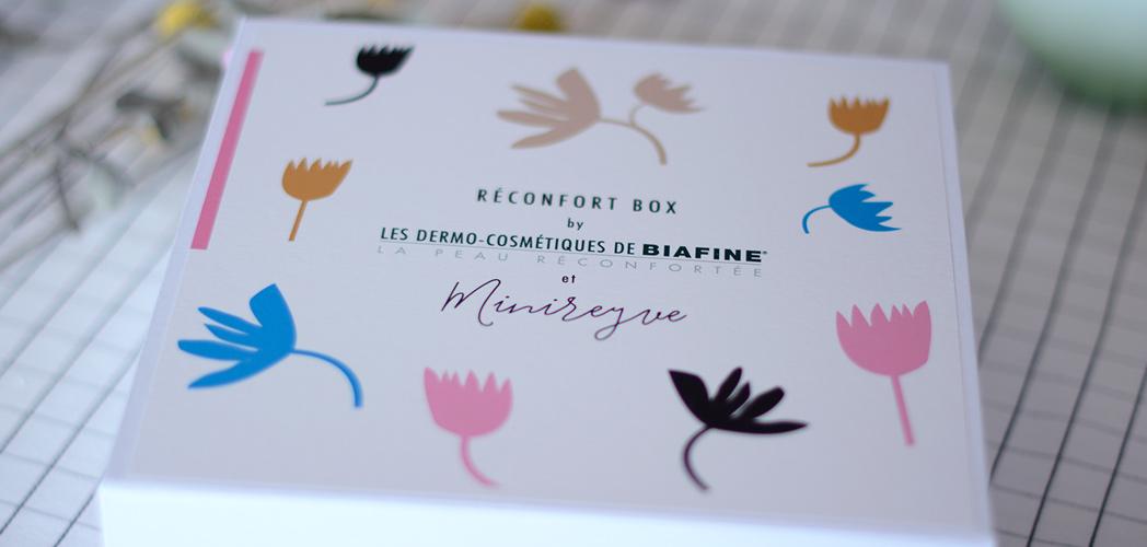 LA RÉCONFORT BOX # et son concours