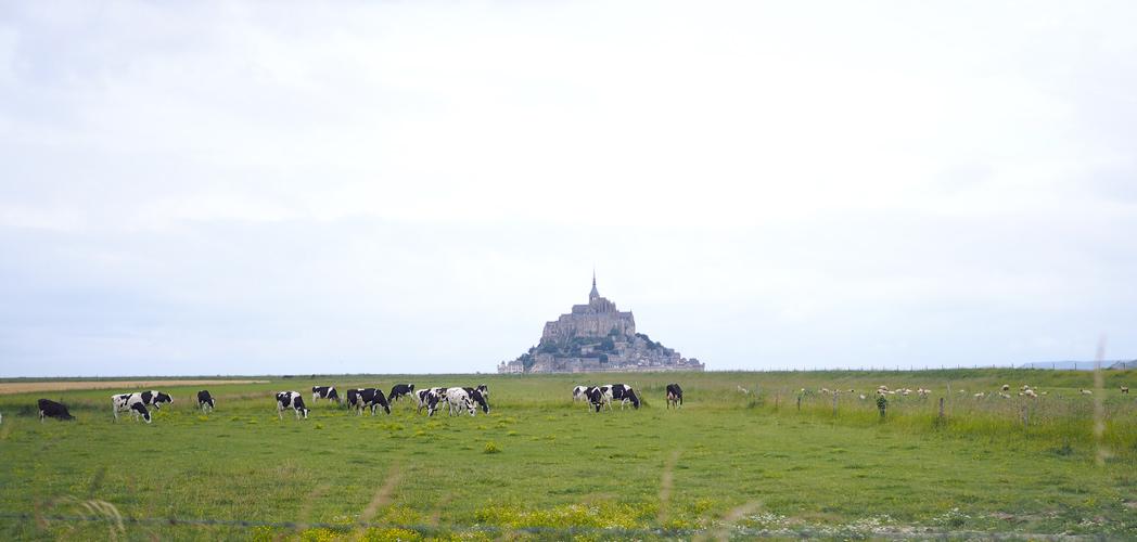 23/52 et la virée au Mont Saint Michel