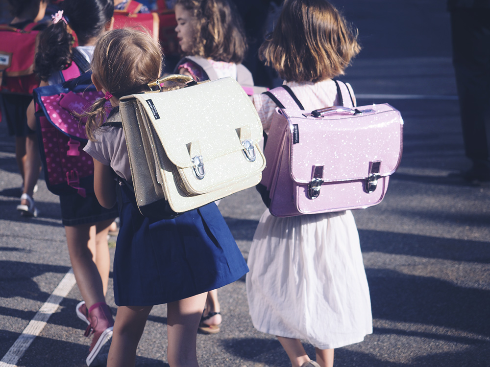 Copines-cartable