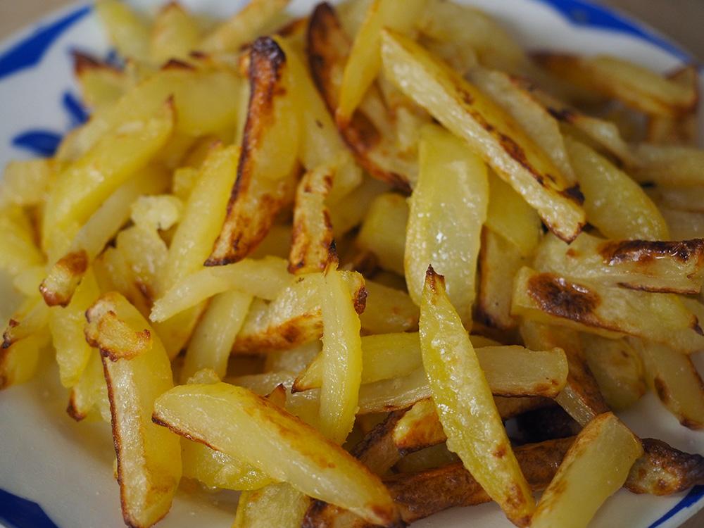 9 52 et puis des frites au four minireyve - Frites pour friteuse au four ...