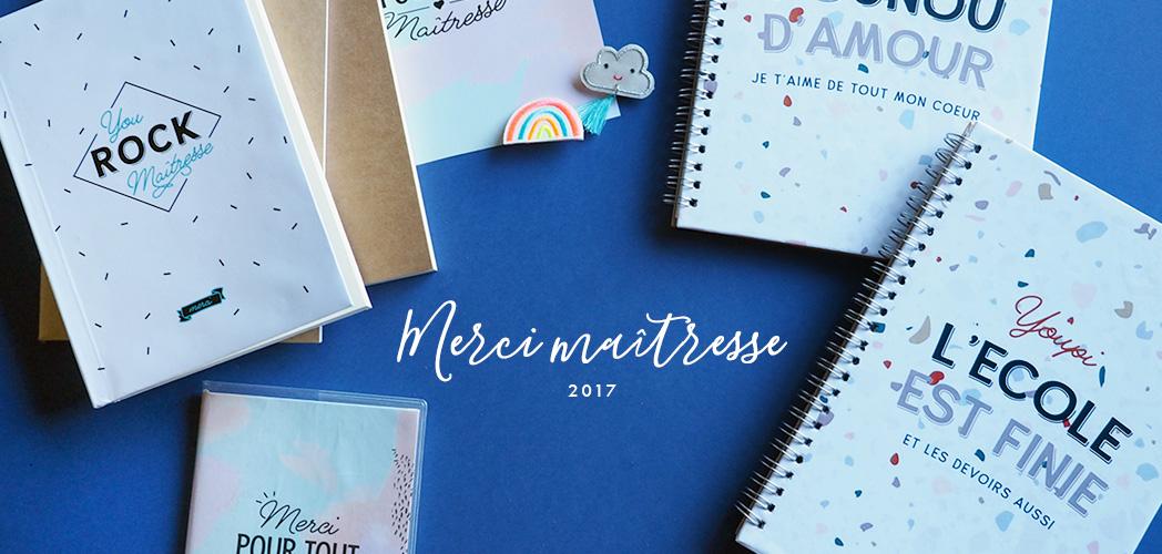 LE PRINTABLE DES MAÎTRESSES 2017
