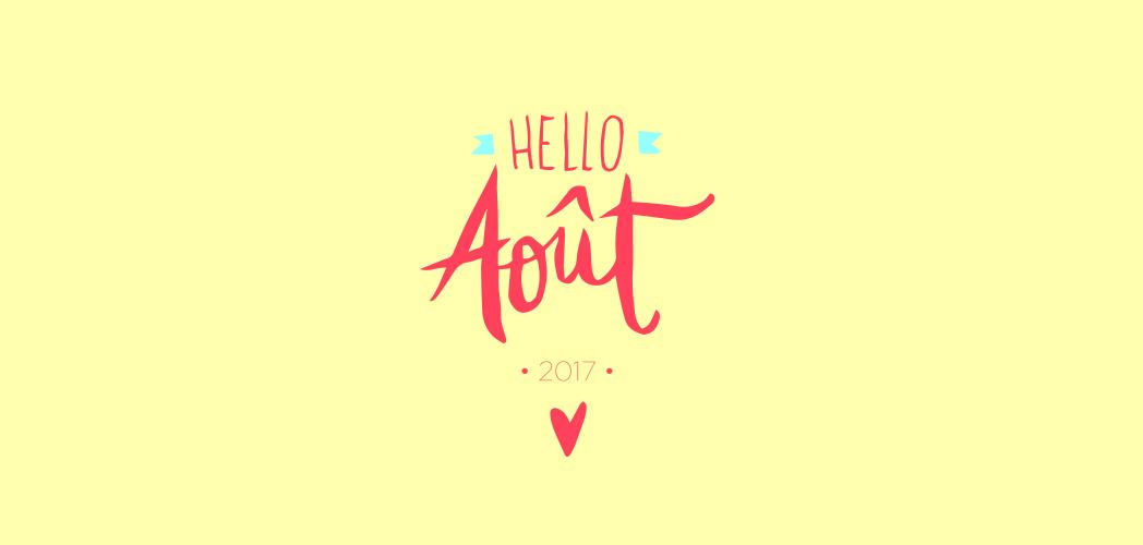HELLO AOÛT AVEC MATHOU