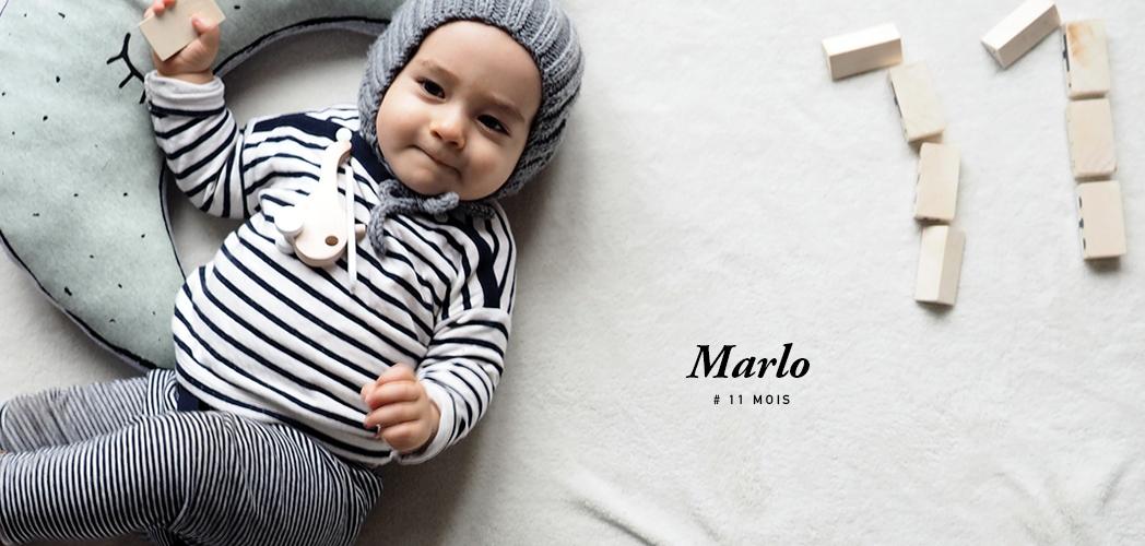 MARLO 11 MOIS
