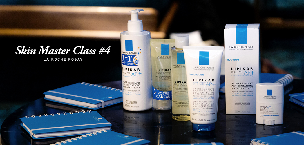 SKIN MASTER CLASS #4 et son concours