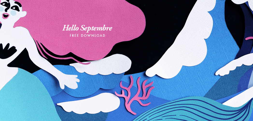 HELLO SEPTEMBRE AVEC YOULIE DESSINE