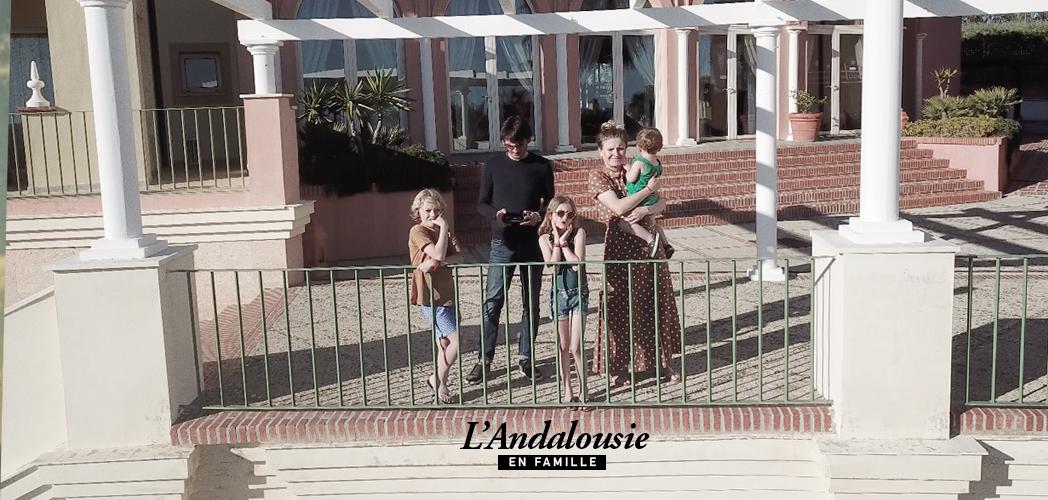 L'ANDALOUSIE EN FAMILLE