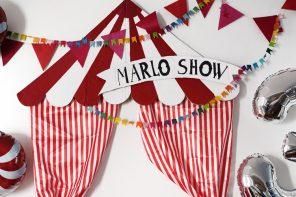 3 ANS ET LE MARLO SHOW