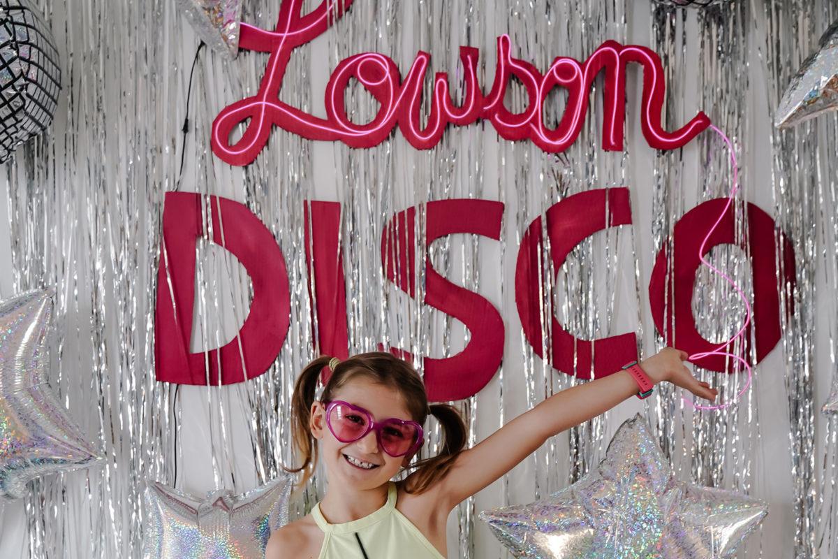La Disco Roller Party