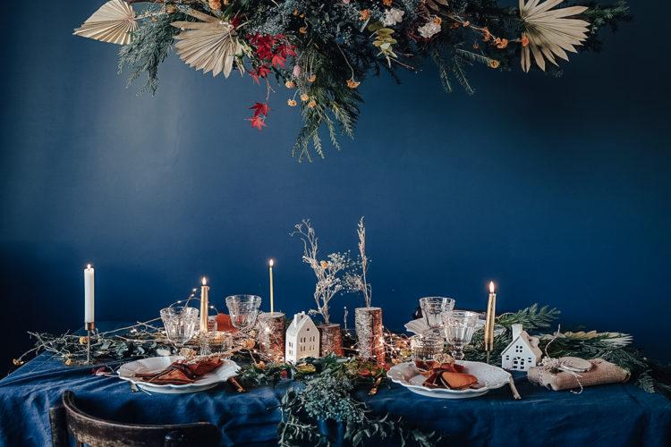 Une table de fête éco responsable avec Dremel